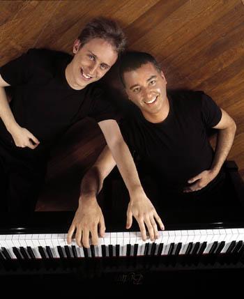 Photo: Bernard Walz and Simon Tedeschi